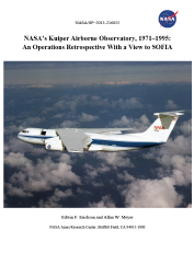 NASA's Kuiper Airborne Observatory book cover